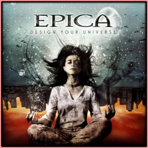 Epica -  Design Your Universe (2009) (LP) [96khz - 24bits]