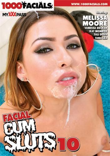 Facial Cum Sluts 10 (2020)