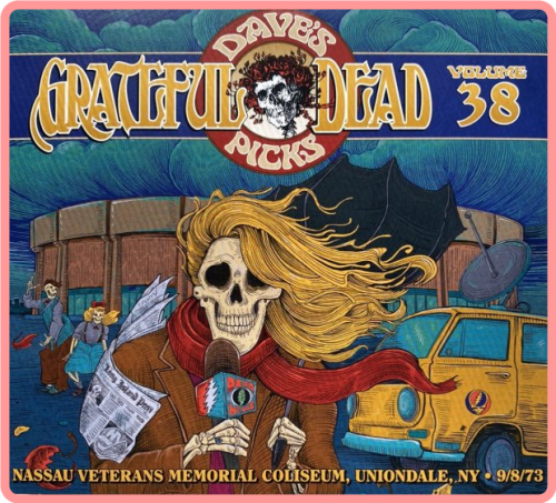 (2021) Grateful Dead - Dave's Picks Volume 38 [FLAC]