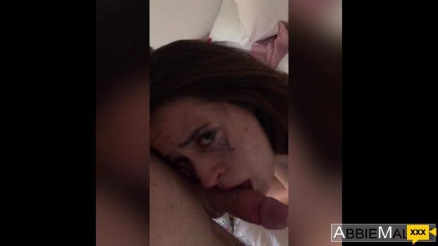 Abbie Maley - Fuck My Throat, Please