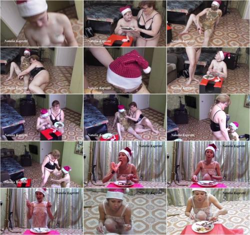 Holiday Dirty Greetings From My Toilet Sluts [HD 720P]