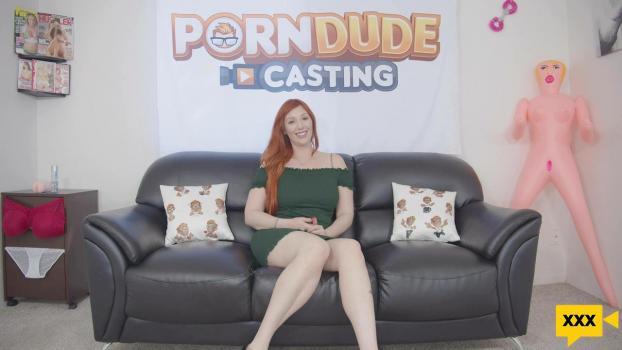 Porn Dude Casting - Lauren Phillips