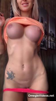 Nikki Rose Stickam Amateur Dildo Masturbation and Sex