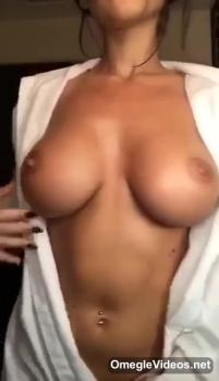 Sandy Silver Hungarian Beauty SOLO Pussy - Stickam Videos