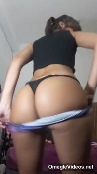 Strip tease and playing with my wet Bigo pussy