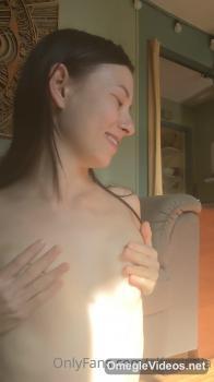 Cumming Alone in White Corset - Tiktok Porn Videos