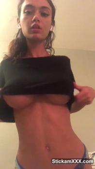 Love wet pussy when it is spun - Periscope Girls