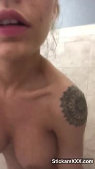 Lisey Sweet Fucks Both Her Holes - Skype Sex