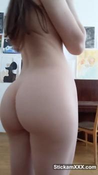 Little tease and show my body - Bigo Live Porn