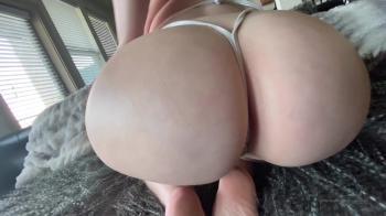 Riding the Blue Bastard - Bigo Live Porn