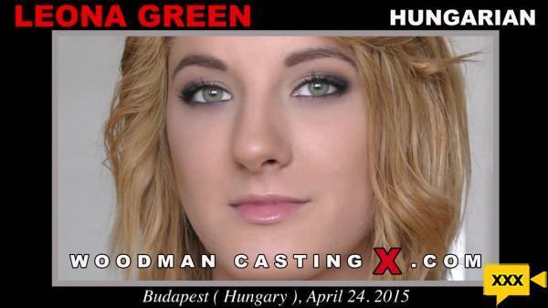 Woodman Casting X - Leona Green