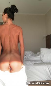Omegle Video Masturbate in the mirror