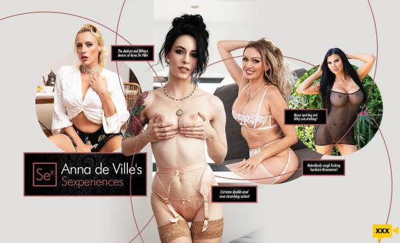 Life Selector - Anna de Ville's Sexperiences
