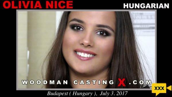 Woodman Casting X - Olivia Nice