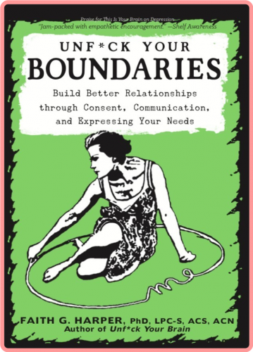Unfuck Your Boundaries by Faith G  Harper EPUB