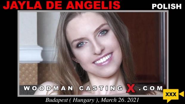 Woodman Casting X - Jayla de Angelis
