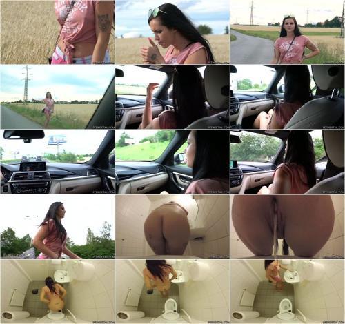 Isabela Mertlikova - Hitch-hiking [FullHD 1080P]