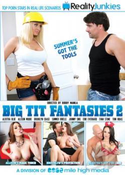 Big Tit Fantasies #2